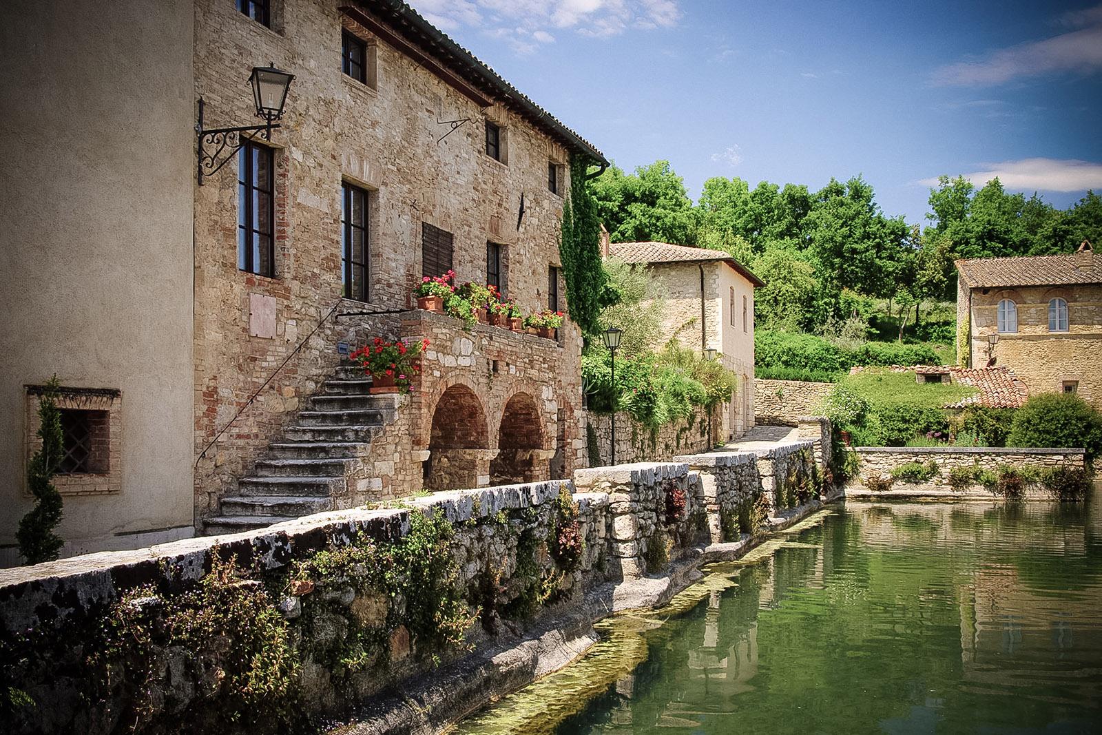 Terme libere in toscana una vacanza tra comfort e relax - Spa bagno vignoni ...